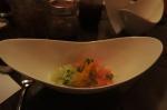 Cucumber/ Melon Snow/ Uni/ Cilantro/ Thai Basil