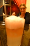 Fresh Squeezed Lemonade/ Basil/ Thyme/ Rosemary Raspberry Air
